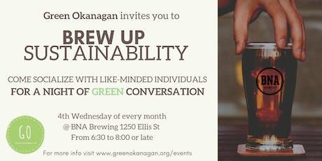 Green Okanagan's Sustainability Social tickets
