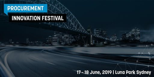 Procurement Innovation Festival 2019 - PARTNER REGISTRATION