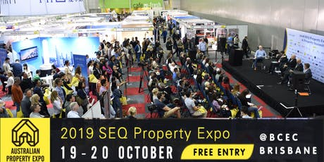 2019 Australian Property Expo - SEQ (FREE ENTRY) tickets