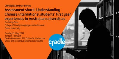CRADLE Seminar Series: Jiming Zhou on Chinese Students\