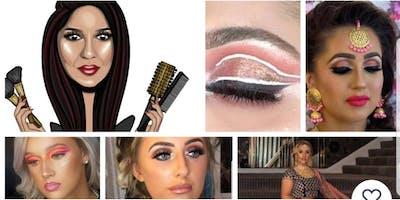 7th July 2019 live makeup demonstration