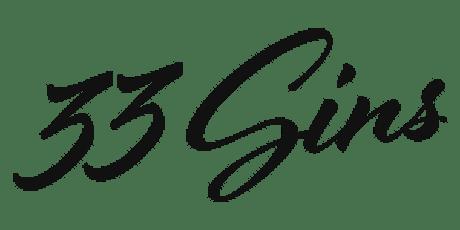 33 Sins - Sydney tickets