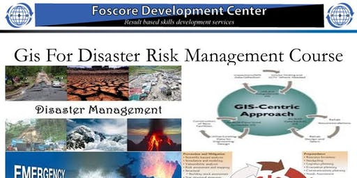 Gis For Disaster Risk Management Course