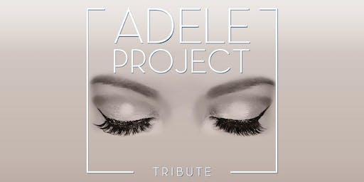 ADELE Project live in Noordwijk (Zuid-Holland) 15-11-2019