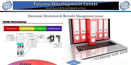 Electronic Document & Records Management course