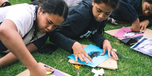 Kids Aboriginal Art Program
