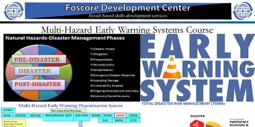 Multi-Hazard Early Warning Systems Course