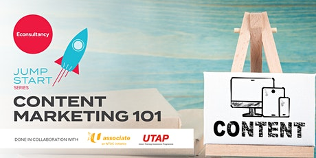 Jumpstart Series: Econsultancy's Content Marketing 101 tickets