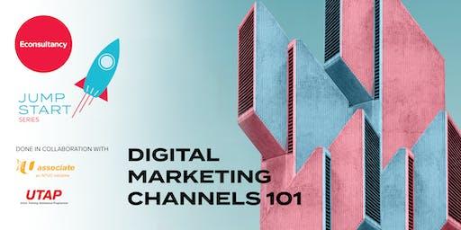 Jumpstart Series: Econsultancy's Digital Marketing Channels 101
