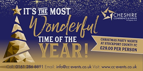 Classic Christmas Party Night tickets
