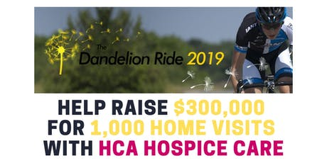 The Dandelion Ride tickets