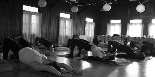 Free Yoga + Social **Every Thursday**