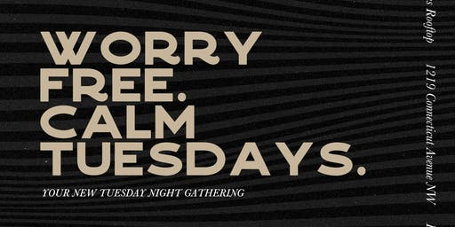 Calm Tuesdays on the Rooftop at Decades