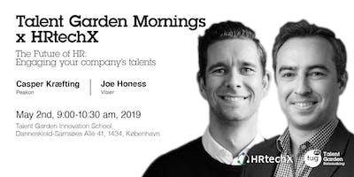Talent Garden Mornings x HRTechX: The Future of HR