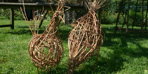 Chicken Willow Weaving Workshop