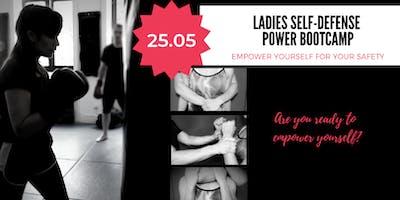 Ladies Self-Defense Bootcamp