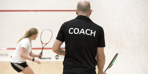 SquashSkills Coach Education Workshop