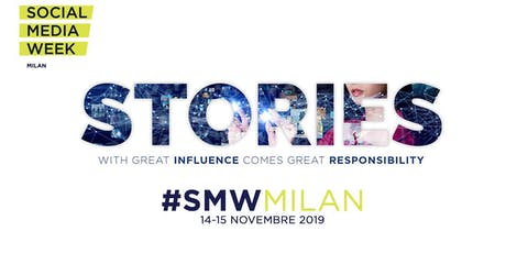 Social Media Week Milan tickets