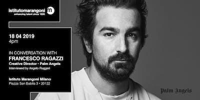 In Conversation with Francesco Ragazzi, Creative Director Palm Angels