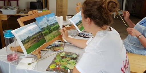 Oil Painting for Beginners Workshop