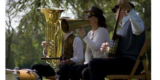 Classical Jazz at the Vineyard with The FB Pocket Orchestra