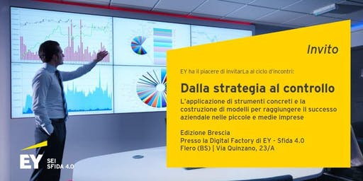 Dalla strategia al controllo - Cash is King, Planning is our Must