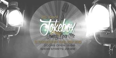 Jokebox Comedy Open Mic