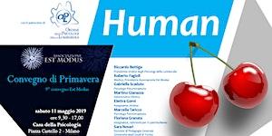 """""""Human"""" Convegno di Primavera 2019"""