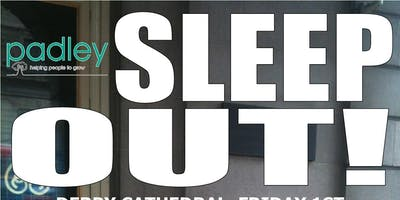 PADLEY CHARITY SLEEP OUT