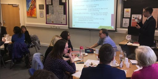 Teacher Development Trust CPD Hub, Ipswich - Final Forum Meeting