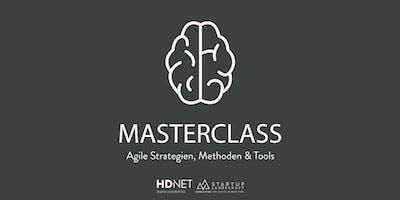 Masterclass: Agilen Strategien, Methoden & Tools