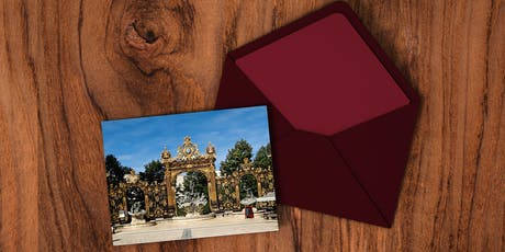 Atelier Libre Création de Cartes Postales billets