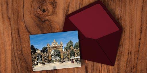 Atelier Libre Création de Cartes Postales