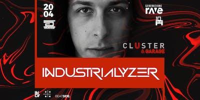 20.04   Generazione Rave w/ Industrialyzer (Drumcode)