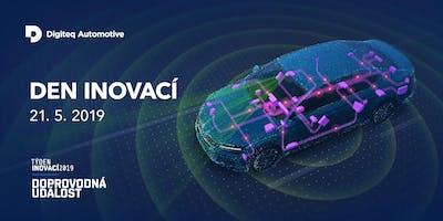 Den inovací v Digiteq Automotive
