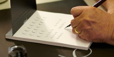 Modern Calligraphy: Beginners Workshop