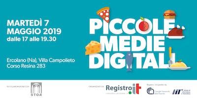 Evento di formazione gratuito sul Marketing Digitale per le aziende del settore agroalimentare e della ristorazione