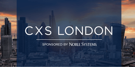 CXS | CUSTOMER EXPERIENCE SUMMIT tickets