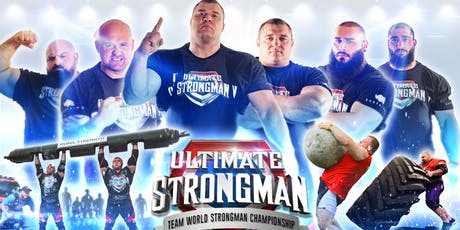 Team World Strongman Championship 2019 tickets