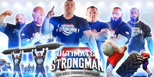 Team World Strongman Championship 2019