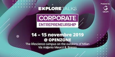 Explore Talks Special Edition: CORPORATE ENTREPRENEURSHIP