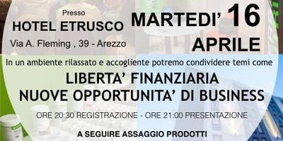 Opportunità di Business con Assaggi