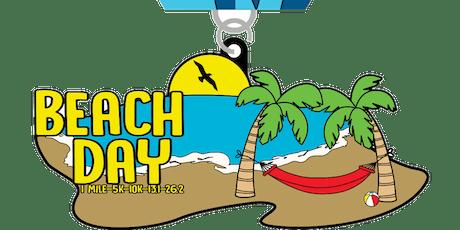 2019 Beach Day 1 Mile, 5K, 10K, 13.1, 26.2 - Miami tickets