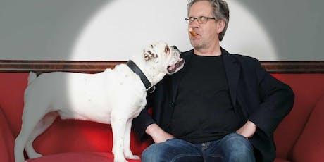 """Kurt Knabenschuh & Otiz: """"Wer ist der Boss?"""" Oder… """"Ist das Ihr Hund, der sich gerade am Buffet bedient?"""" Tickets"""
