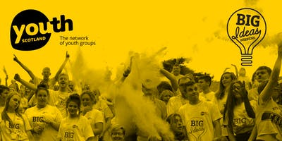 The Big Ideas Weekend 2019 - University of Stirling 22 & 23 June
