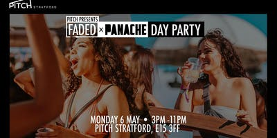 Pitch Presents Faded x Panache Day Party.