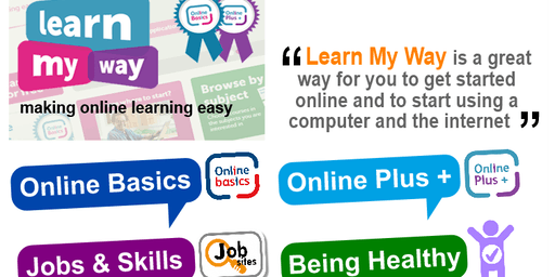FREE Computer Basics Course Learn My Way