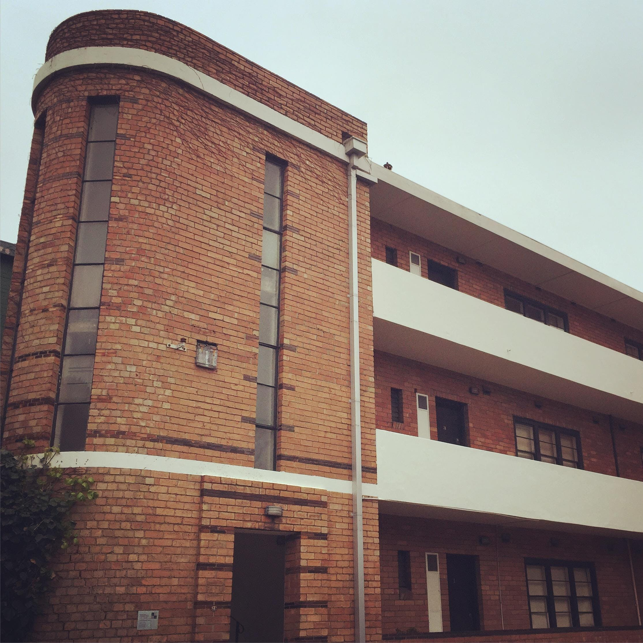 East Melbourne Art Deco walking tour