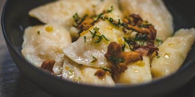 Chinese Dumpling Making Masterclass