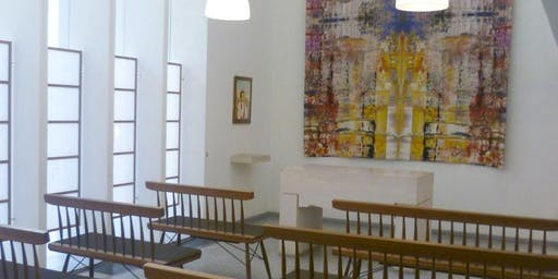 The Time is Now: Meditation in the Dick Shepherd Chapel at St Martin in the Fields